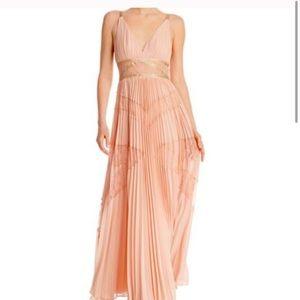 BCBG rose pink dress